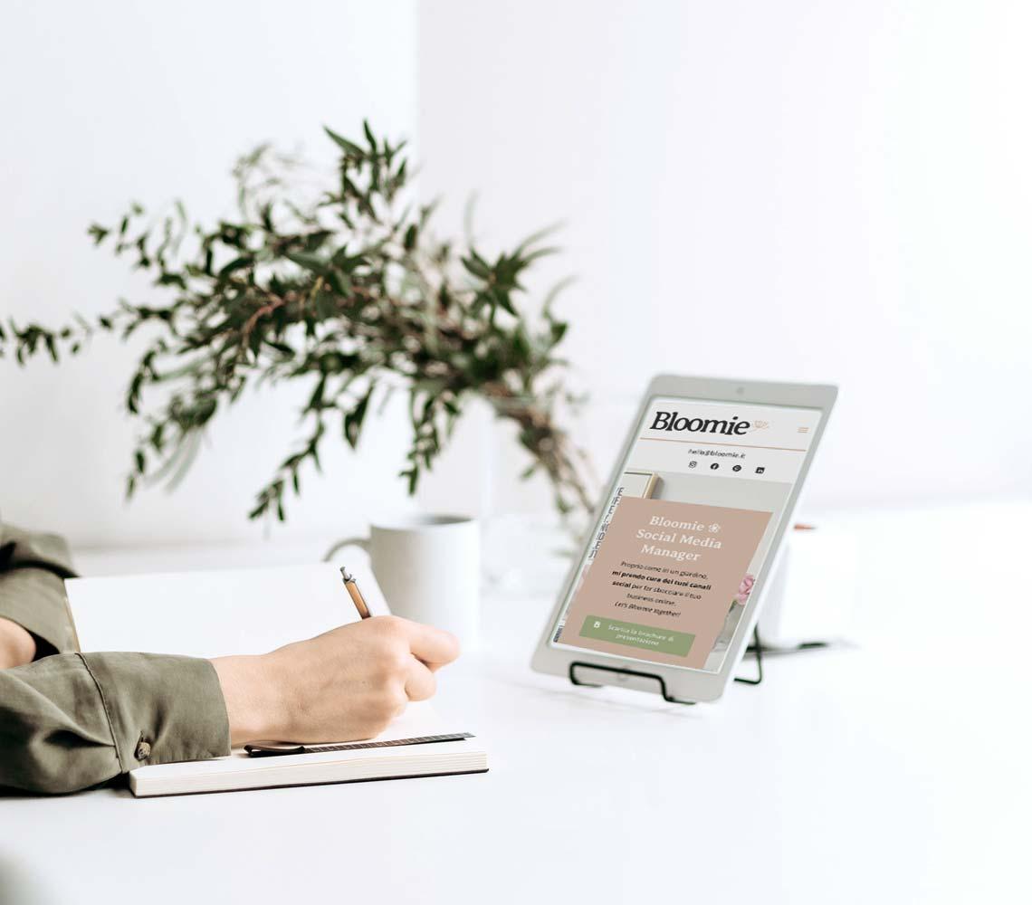 consulenze online strategia digitale bloomie asti